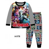 Ailubee Ultraman B978
