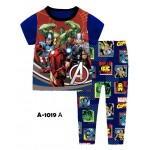 Ailubee Avengers A1019 (Small Cutting)