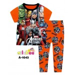 Ailubee Avengers A1043 (Small Cutting)
