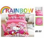 Bedsheet Set - Hello Kitty