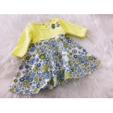 Baby Girl Kurung Dress 1