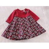 Baby Girl Kurung Dress 2