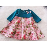 Baby Girl Kurung Dress 3