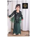 Girl Raya 9043 - Green