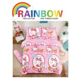 Bedsheet Set -- Hello Kitty 2