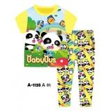 Ailubee Baby Bus A1138A (Small Cutting)