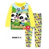 Ailubee Baby Bus A1138B (Small Cutting)