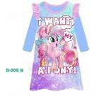 Pony Dress D005