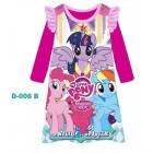 Pony Dress D006