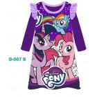 Pony Dress D007