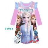 Frozen Dress D008