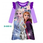 Frozen Dress D009