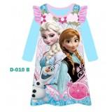 Frozen Dress D010