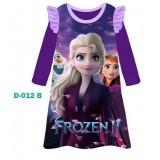 Frozen Dress D012
