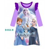 Frozen Dress D011