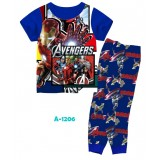 Ailubee Avengers A1206 (Small Cutting)