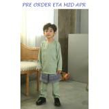 Baju Melayu 3pcs Set 2001 - Pre Order Eta Mid Apr