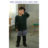 Baju Melayu 3pcs Set 2003 - Pre Order Eta Mid Apr