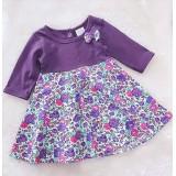 Baby Girl Kurung Dress 4