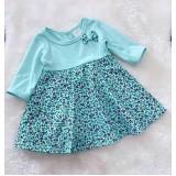 Baby Girl Kurung Dress 5