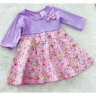 Baby Girl Kurung Dress 7