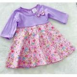 Baby Girl Kurung Dress 7