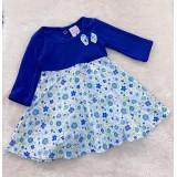 Baby Girl Kurung Dress 8