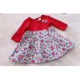 Baby Girl Kurung Dress 9