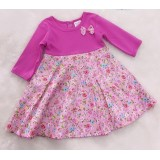 Baby Girl Kurung Dress 10