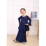 Girl Raya 9134 Navy Blue