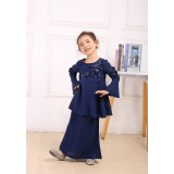 Girl Raya 9134 Navy Blue