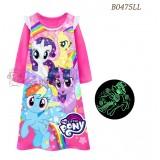 Pony Long Dress 475L ( Glow In The Dark)
