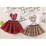 Girl 2pcs Set 8717