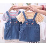 Girl 2pcs Set 8719