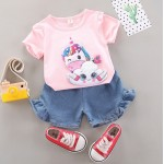 Girl 2pcs Set 8721