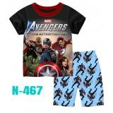 Ailubee Avengers N467