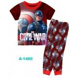 Ailubee Captain America A1480