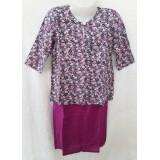 Baju Kurung - Purple