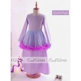 Cool Elves 2pcs Set - Lavender Purple (Size 2 - 12Y) - R6022