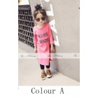 L Nice Top With Legging Set 1 (8-12Y)