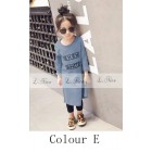 L Nice Top With Legging Set 2 (8-12Y)