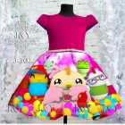 J & Y Didi & Friends Dress J100