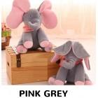 Peekaboo Elephant toy (Music Hide and Seek)