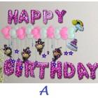 Decoration Balloon Set (Pre Order ETA END OCT)