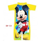 SwimSuit SW 124 - Mickey