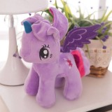 Little Pony Plush Toy - Purple