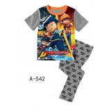 Ailubee Boboiboy A542 (Small Cutting)