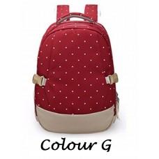 Multipurpose Diaper Backpack Bag