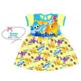 Dress Baby Shark KD009