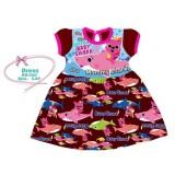 Dress Baby Shark KD010